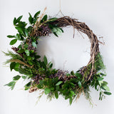 Privet Berry Wreath
