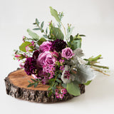 Prom Bouquet - Purple