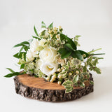 Prom Bouquet - White