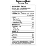 Espresso Buzz Dark Chocolate Bar