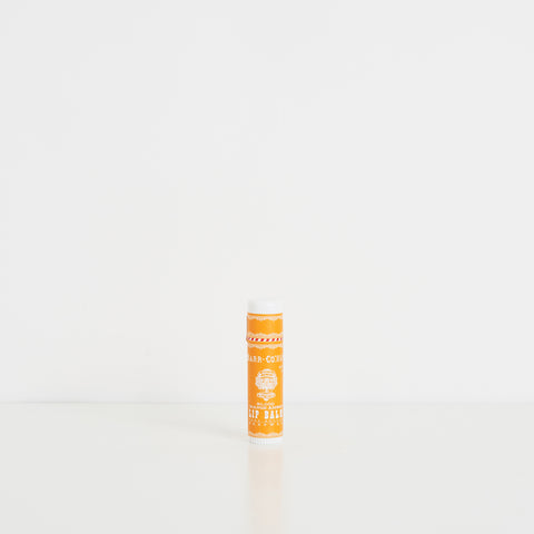Blood Orange Amber Lip Balm