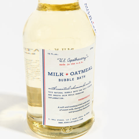 MILK + OATMEAL BATH ELIXIR