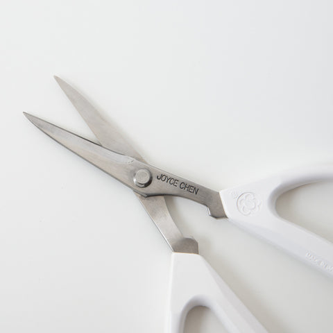 Joyce Chen Unlimited Scissors - White