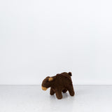 Felted Forest Friend - Brown Bear