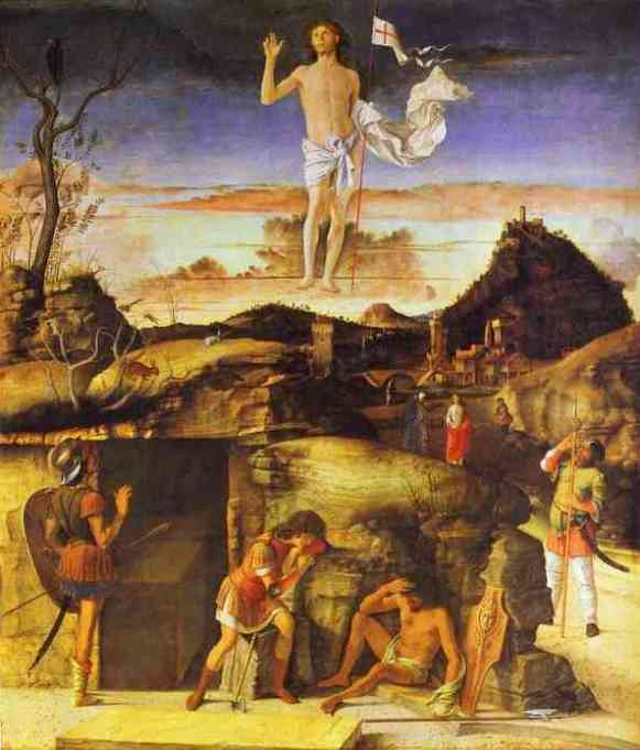 1475 Giovanni Bellini The Resurrection