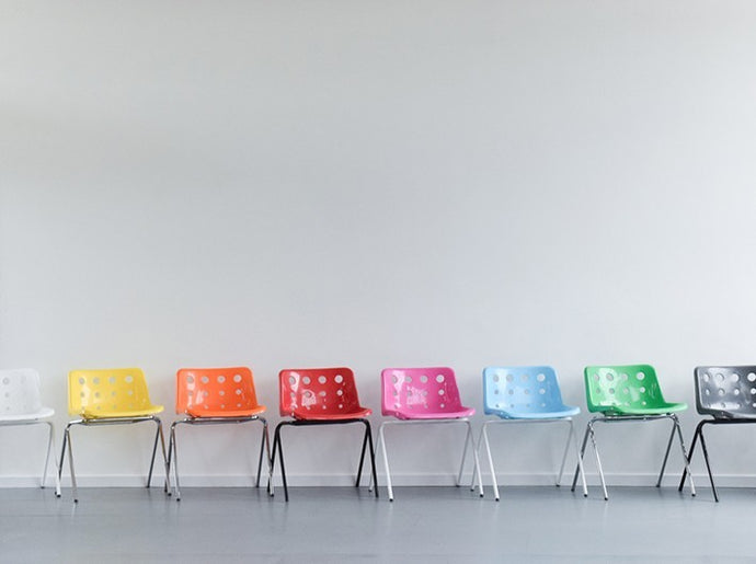 Customisable Robin Day for Hille / Loft Polo Stacking Chairs