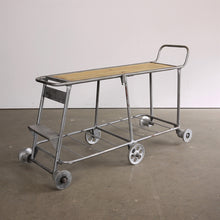 Load image into Gallery viewer, 1960s Nursery Industrial Trolley - Special Edition
