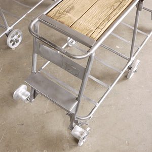 1960s Nursery Industrial Trolley - Special Edition