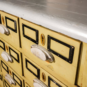 1930s Exceptional Russian Jewellers Cabinet/Chest Of Drawers