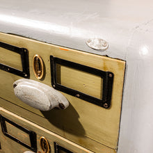 Load image into Gallery viewer, 1930s Exceptional Russian Jewellers Cabinet/Chest Of Drawers