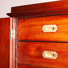 Load image into Gallery viewer, Victorian Natural History Museum Specimen Chest Of Drawers/Cabinet
