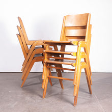 Load image into Gallery viewer, 1950s Stunning Vintage Casala Dining Chairs - Set Of Six