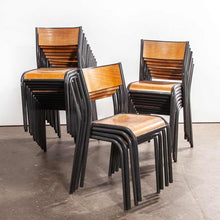 Load image into Gallery viewer, 1950's French Mullca Dining Chair - Set Of Twenty-Four