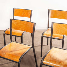 Load image into Gallery viewer, 1950's French Mullca Dining Chair - Set Of Four