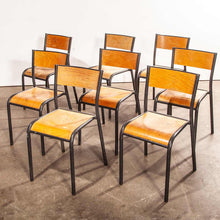 Load image into Gallery viewer, 1950's French Mullca Dining Chair - Set Of Eight