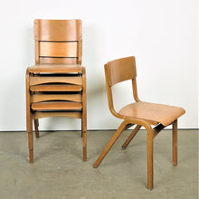 Load image into Gallery viewer, 1950s Tecta Beech Dining Chairs In Beech Wood - Set Of Six