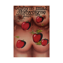 Load image into Gallery viewer, Film Poster 'If I Had a Girl' | Poland | 1978