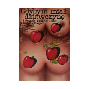 Film Poster 'If I Had a Girl' | Poland | 1978