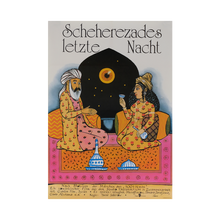 Load image into Gallery viewer, Film Poster 'The Last Night of Scheherazade | East Germany | 1989