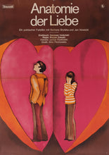 Load image into Gallery viewer, Theatre Poster 'Anatomy of Love' | East Germany | 1974