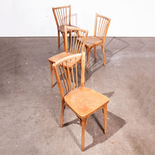 Load image into Gallery viewer, 1950s Baumann Bistro Dining Chairs - Set Of Four