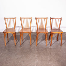 Load image into Gallery viewer, 1950s Baumann Bistro Dining Chairs - Set Of Eight