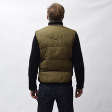 Load image into Gallery viewer, Bailey Honker Khaki Gilet - S