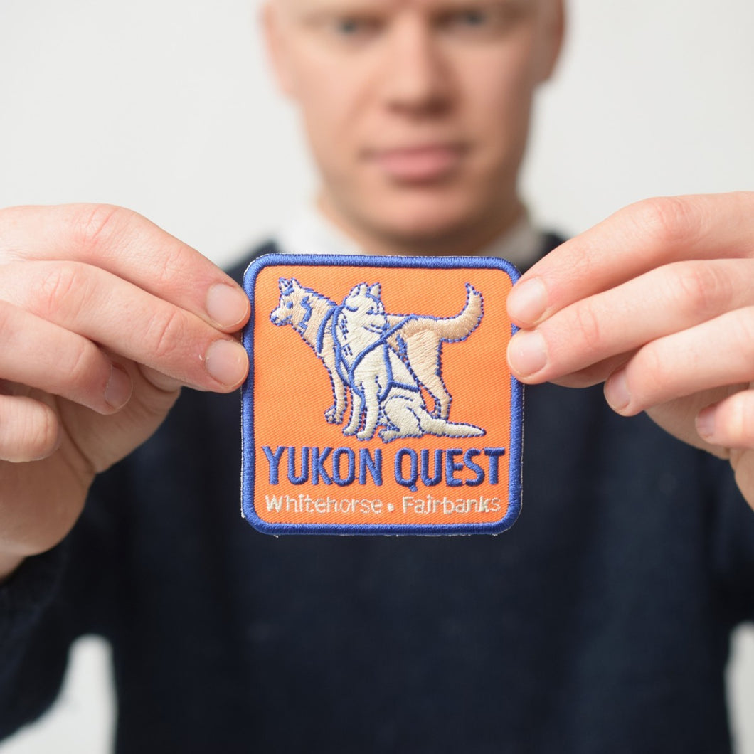 Yukon Quest Patch