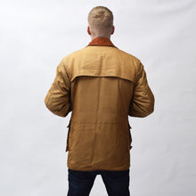 Load image into Gallery viewer, S E Woods/Abercrombie & Fitch Brown Vintage Hunting Jacket