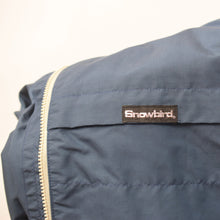Load image into Gallery viewer, Snowbird Blue Windcheater - M