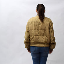 Load image into Gallery viewer, Schott Down et Plume Brown Vintage Jacket