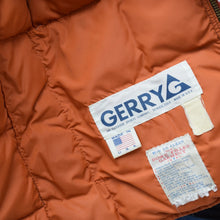 Load image into Gallery viewer, Gerry Orange Vintage Gilet