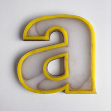Load image into Gallery viewer, A - Medium Vintage Retro Shop 60s Letter