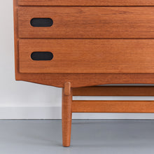 Load image into Gallery viewer, Vintage Teak Sideboard and Drinks Cabinet by Everest