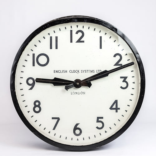 Large Smiths Clock