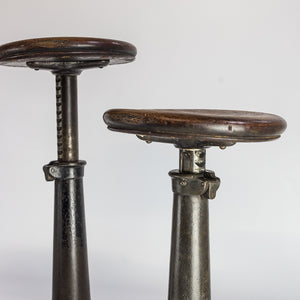 Early Singer Stools