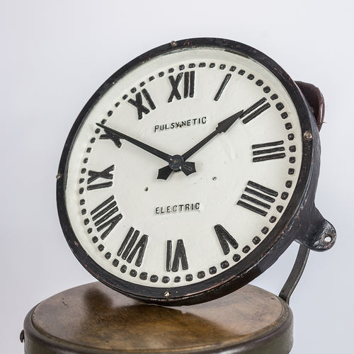 Cast Gents Clock
