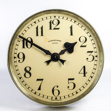 Large Synchronome Clock