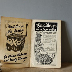 Vintage RHS Book - Simple Vegetable Cooking
