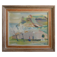 Load image into Gallery viewer, Mid Century Landscape, 'Blossom in Karlskrona'