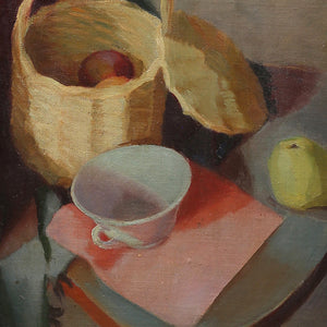 1942 Still Life, 'Apple Harvest', Arne Randmark