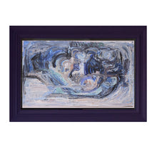 Load image into Gallery viewer, Swedish, 20th Century, Blue Abstract