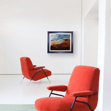 Load image into Gallery viewer, Mid Century Landscape - 'Tiny House' - Brita Larsson