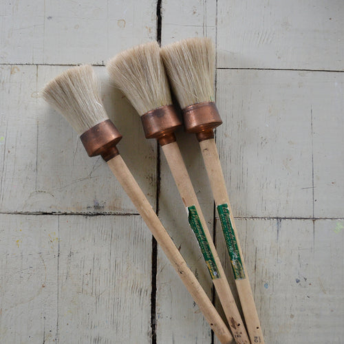 Set of French Paint Brushes