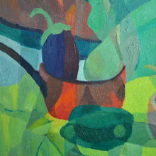 Load image into Gallery viewer, Painting, 'Pan and Jug,' Horas Kennedy (1917-1997)
