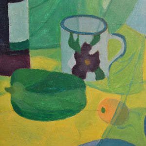Painting, 'Pan and Jug,' Horas Kennedy (1917-1997)