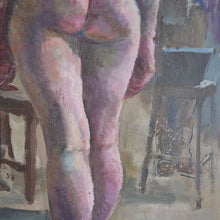Load image into Gallery viewer, 'Standing Nude,' Philippa Maynard Romer (1929-2010)