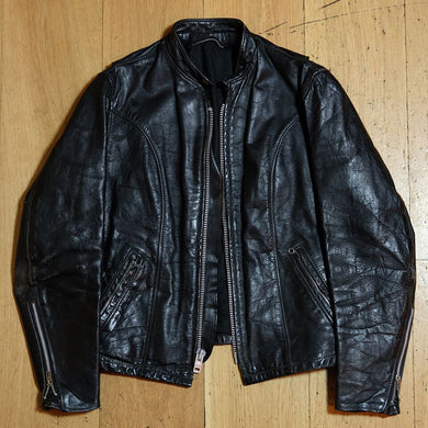 Small Cafe Racer Motorcycle Jacket
