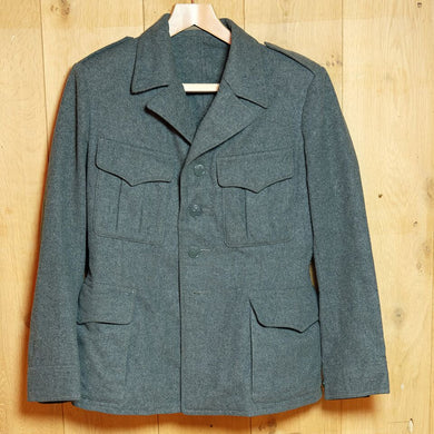 Vintage Swiss Army Wool Jacket