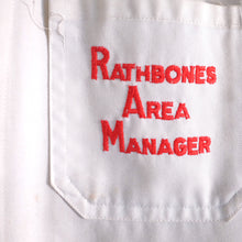 Load image into Gallery viewer, White Shopkeeper's / Foreman's Coat - Rathbones